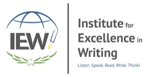 Institute for Excellence in Writing Logo